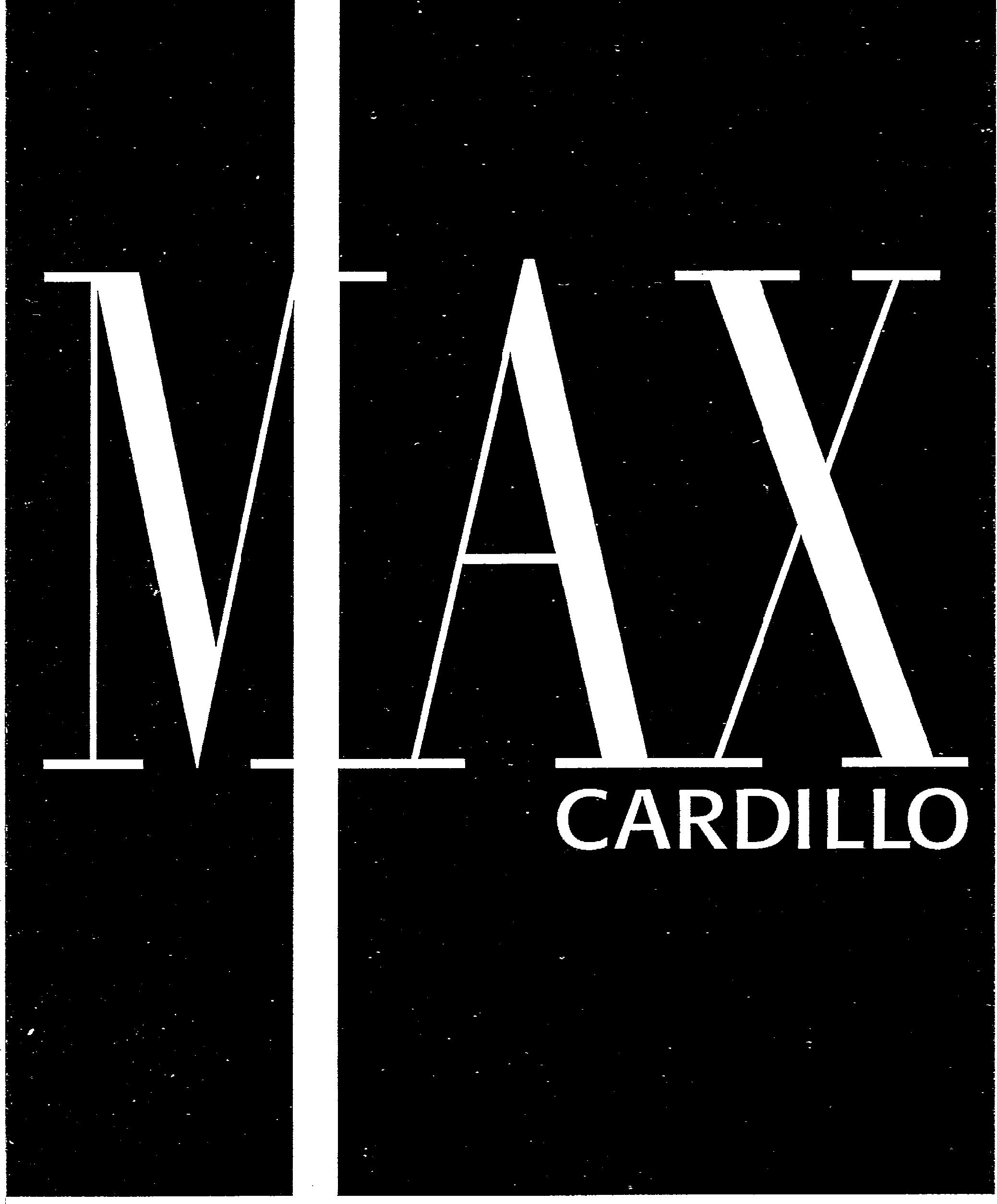 Max Cardillo